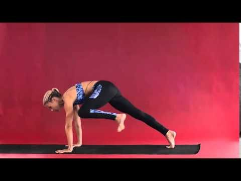 Tighten Your Tummy: Your middle will feel worked out with this short practice which activates the belly to protect your lower spine