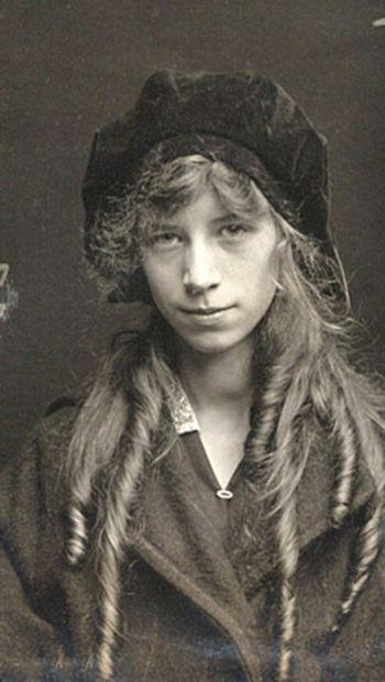 early 20th century hair wild
