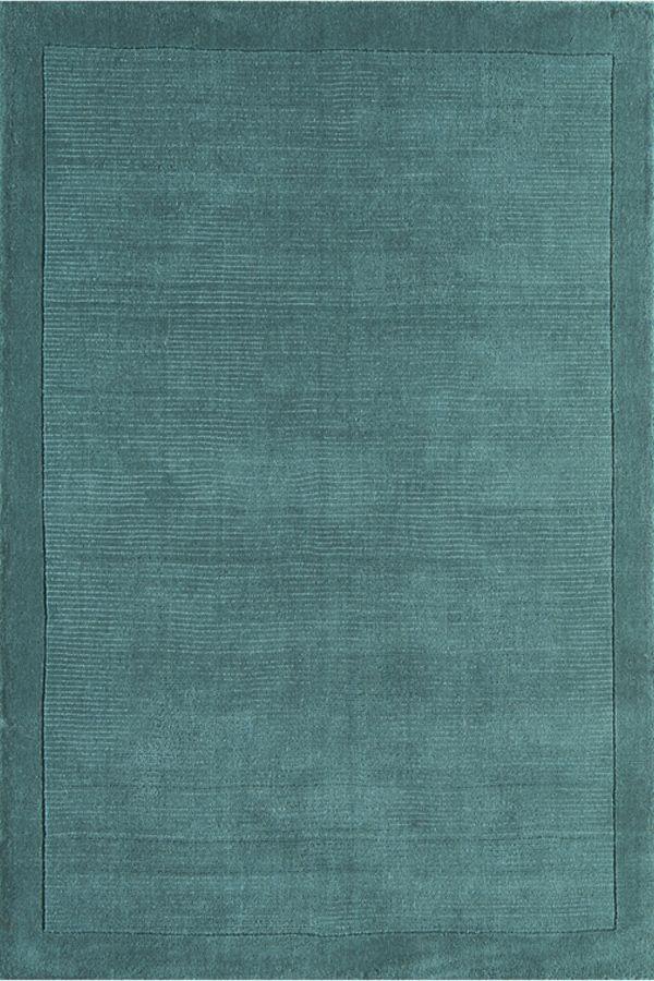 Blu Pianura Tufted a mano Tappeti TPT-10250 X 300 CM ( 8'x10′ ) | Arts of India – Italy