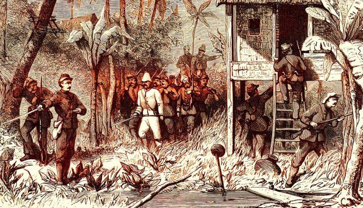 Sejarah Ronda di Pulau Jawa