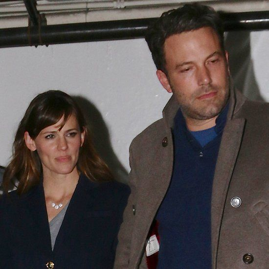 Pin for Later: Ben Affleck and Jennifer Garner Go on a Triple Date With Your Favorite A-Listers