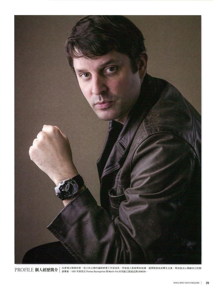 Félix - International Wrist Watch N°85 (Taiwan Edition)