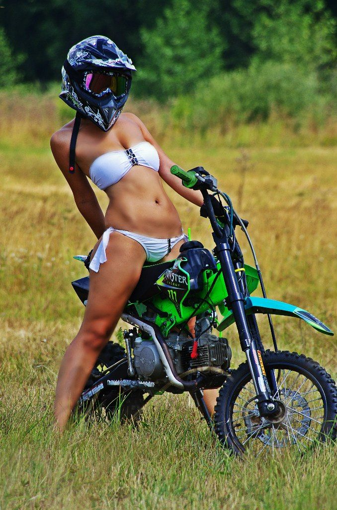 video of naked girls on atvs