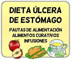 dieta ulcera de estomago gastrica ulcera peptica