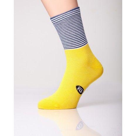 Yellow Small Stripes