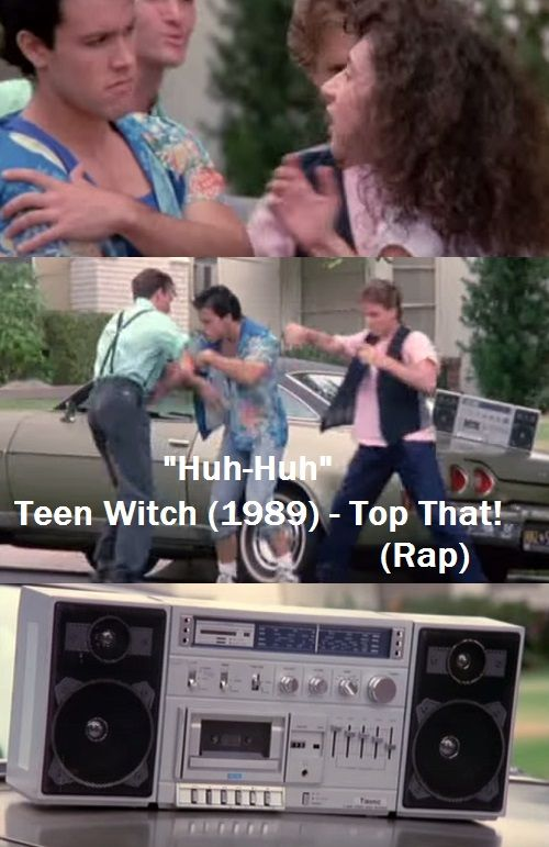 Teen Witch (1989) - Top That! (Rap) http://lybio.net/teen-witch-1989-top-that/film/