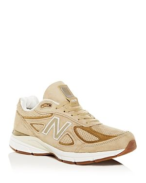 076f82045339a NEW BALANCE MEN S 990V4 SUEDE LOW-TOP SNEAKERS.  newbalance  shoes ...