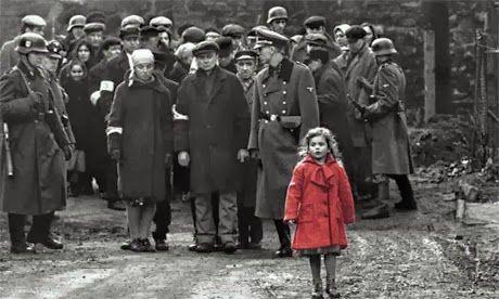 schindler list scena cappotto rosso - Cerca con Google