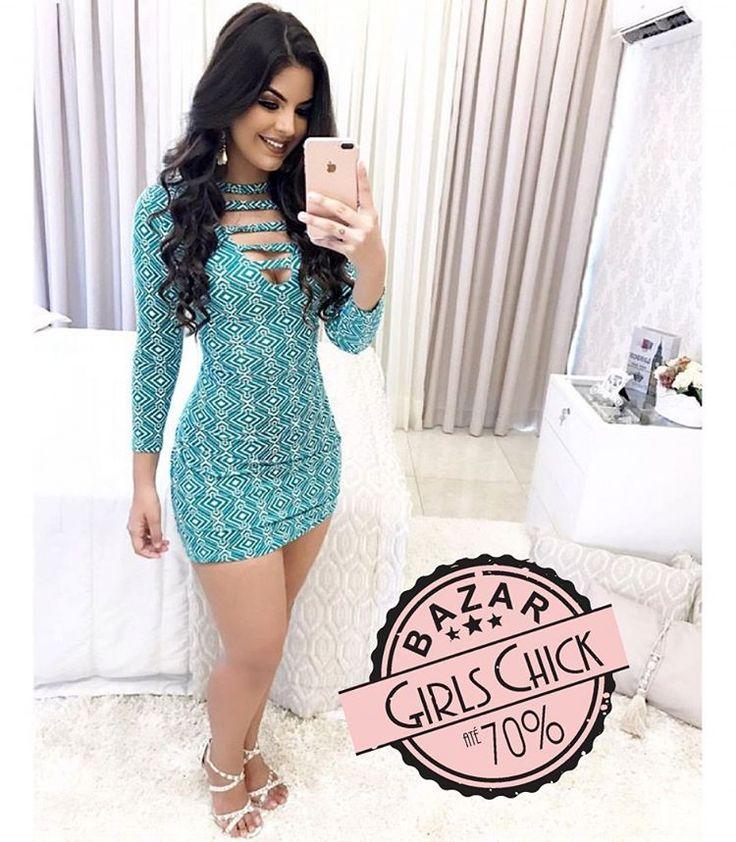 """776 curtidas, 6 comentários - Loja Girls Chick (@lojagirlschick) no Instagram: """"Bazar Girls Chick  Até 70% de desconto!!! 13 a 17 de Março De 8:00 às 17:30 --------------…"""""""