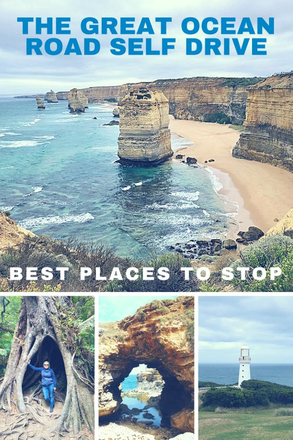 The Great Ocean Road Self Drive: The Best Places to Stop