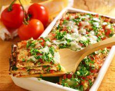 Lasagnette di pane azzimo con pomodorini e formaggio di pecora - Tutte le ricette dalla A alla Z - Cucina Naturale - Ricette, Menu, Diete