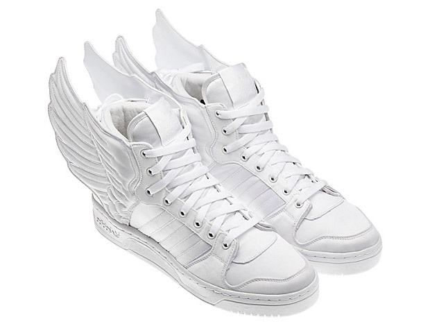 big sale f4fcd aa06a Adidas Originals Jeremy Scott pop up store London