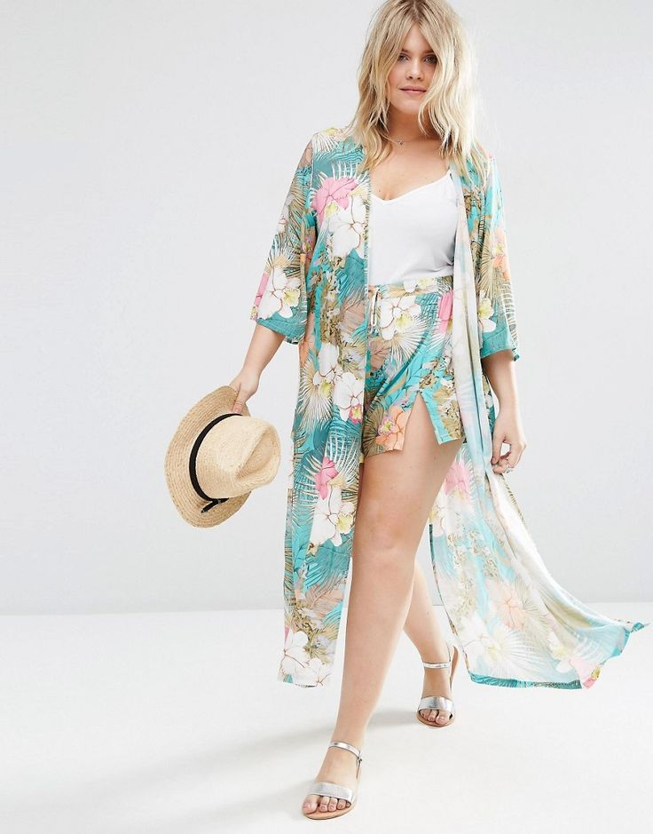 Kimono De Plage Femme 7