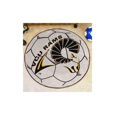 FANMATS NCAA Virginia Commonwealth University Soccer Ball