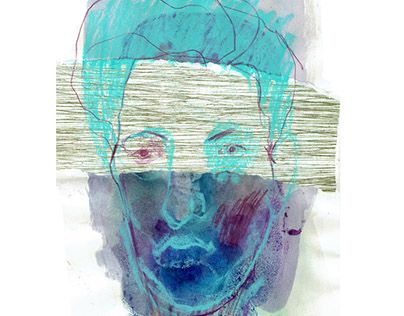 "Check out new work on my @Behance portfolio: ""Selfi portrait 4""…"