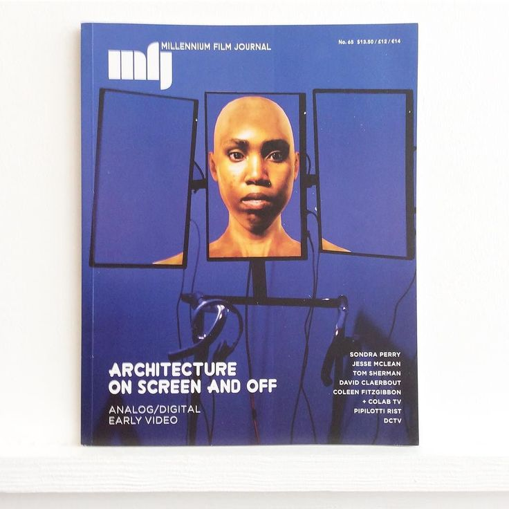 Millennium Film Journal looks at how the built environment impacts on #film (broadly). @MillennFilmJnl #filmstudies #cinema #movies #experimental #videoart