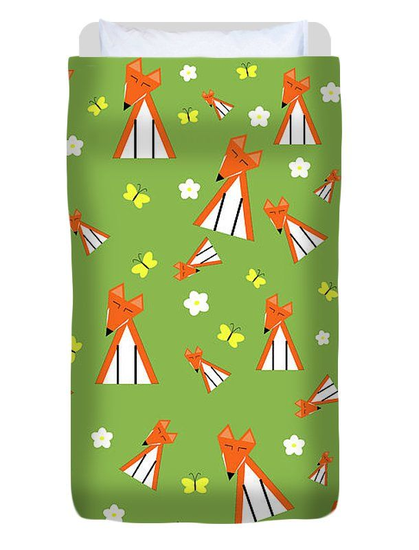 Fox design for kids. Available in multiple sizes and on different products
