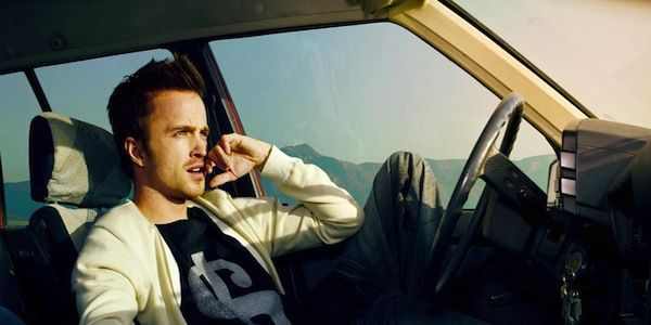 Fantasy Casting: Aaron Paul for Robb Carver