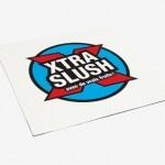 logo Xtra slush.