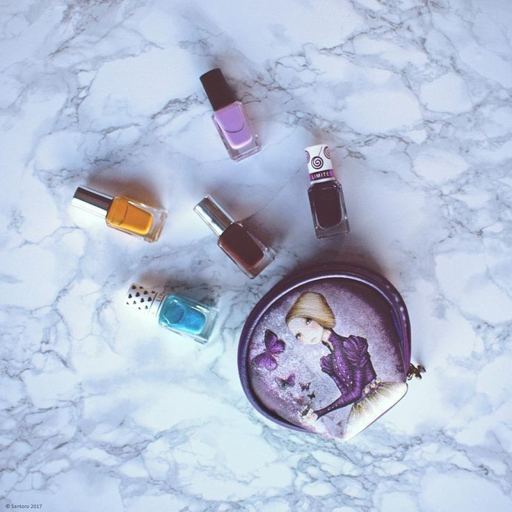 Repost from Instagram:         Keep your favourite #nailvarnish pristine in this #elegant accessory case! • • • • • #marble #mirabelle #nail #varnish #nailart #nailsofinstagram #marblenails #pink #yellow #blue #purple #photooftheday #instagram #ig #nailsonfleek #Santoro #SantoroLondon #naildesigns #naildesign #case #elegant #glam #refined #Beauty #Purple