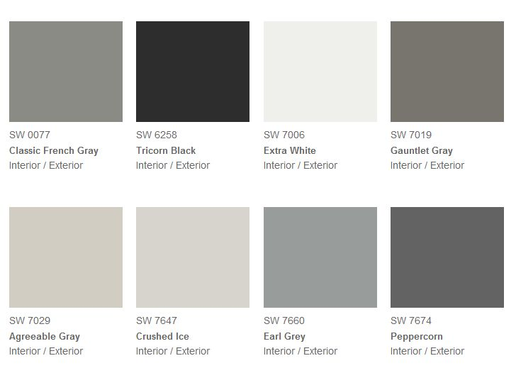 Making Your Home Sing: Sherwin-William's 2014 Color Mix
