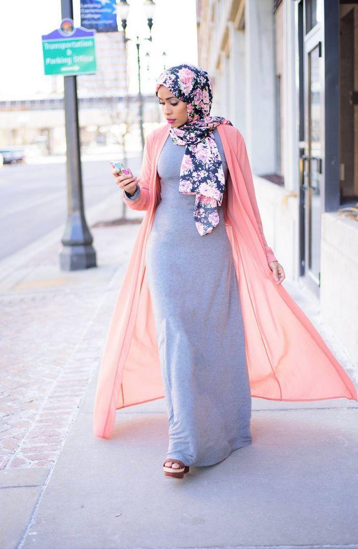 Hijab Fashion 2016/2017: www.kabayarefashi  Hijab Fashion 2016/2017: Sélection de looks tendances spécial voilées Look Descreption www.kabayarefashi