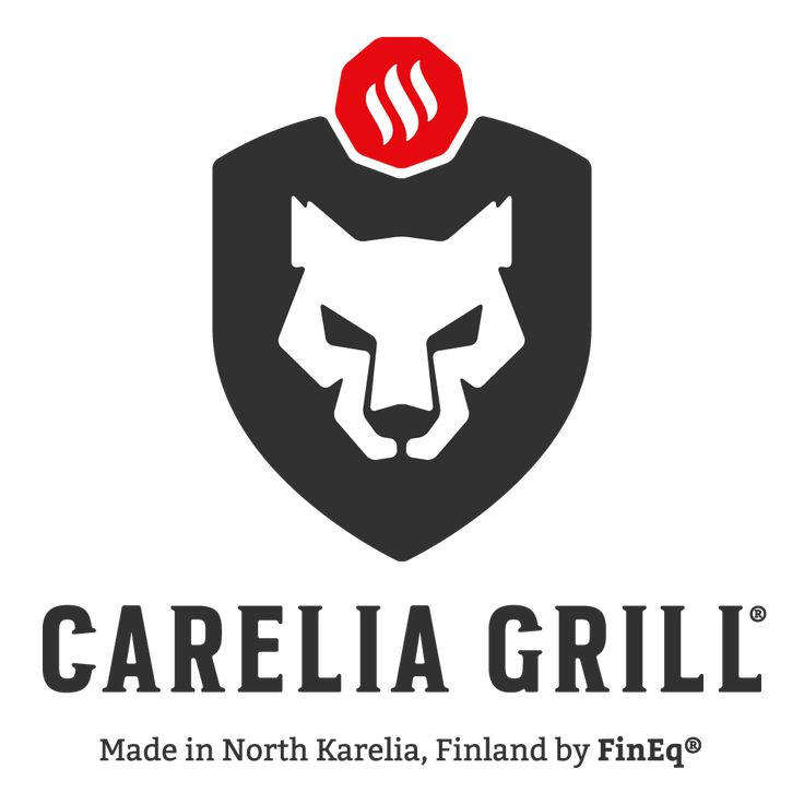 Carelia Grill products from Finland.