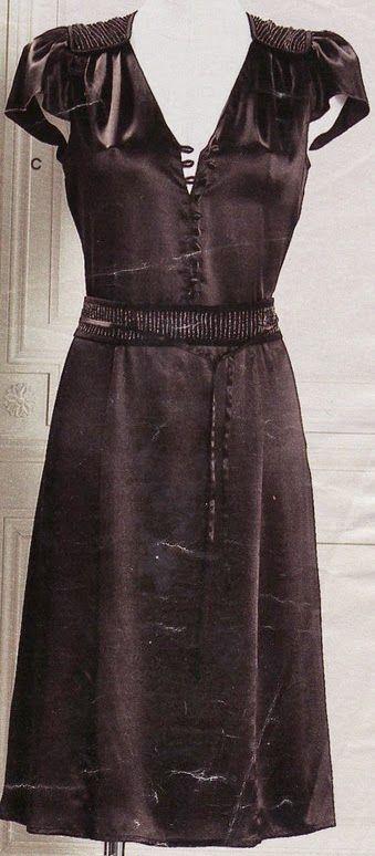 Black dress  Vestido preto
