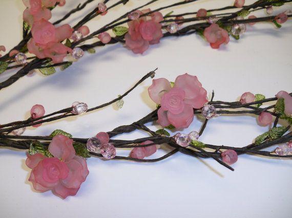 Artificial Flowers  Artificial Grapevine Stems by BlissfulSilks, $9.99