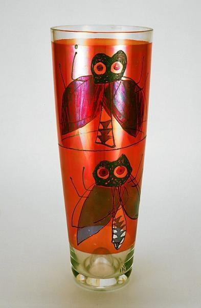 Frantisek Tejml, Vase, Czechoslovakia