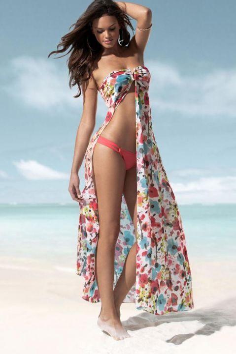 'Camilla' L * Espacio de baño Vestido de traje de baño