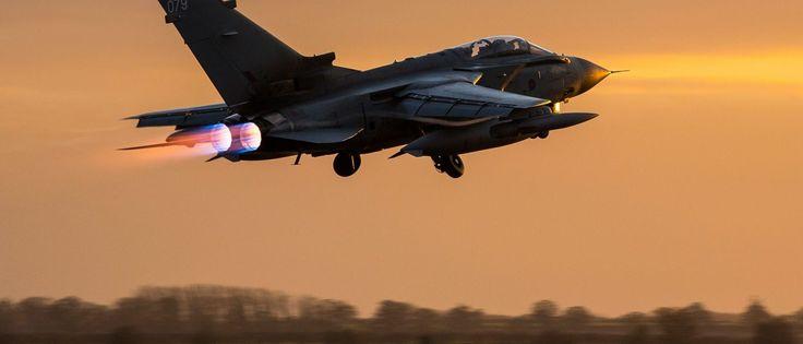 Noticias ao Minuto - Reino Unido faz primeiro ataque aéreo na Síria contra ISIS