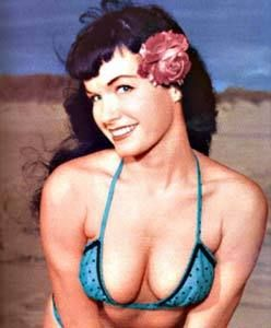 Bettie Page: The Queen, Bettie Page, Vintage Floral, Retro Fashion, Sweet Style, Betty Pages, Pinup, Sisters Tattoo, Pin Up Girls