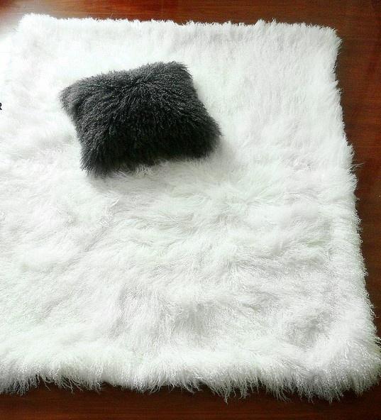 47 Best Images About Fancy Faux Fur Rug Life On Pinterest
