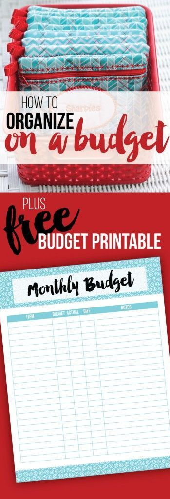 The 25+ best Monthly budget printable ideas on Pinterest Free - monthly budget