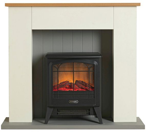 Buy Dimplex DXCMSS12 1.2kW Electric MicroStove Suite at Argos.co.uk, visit Argos.co.uk to shop online for Fires, Fireplaces and fires, Home improvements, Home and garden