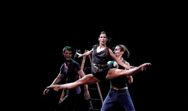 Sueño de una noche de verano. Ballet Carmen Roche