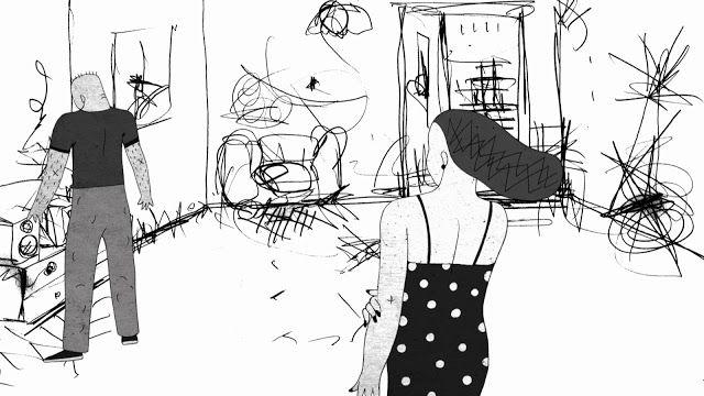 Elu ilma Gabriella Ferrita (Priit Pärn, 2008)-ANİMASKO