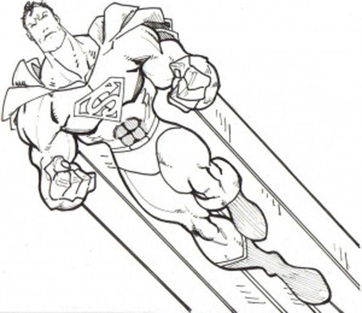 16 best superheros images on Pinterest   Spiderman, Malvorlagen und ...