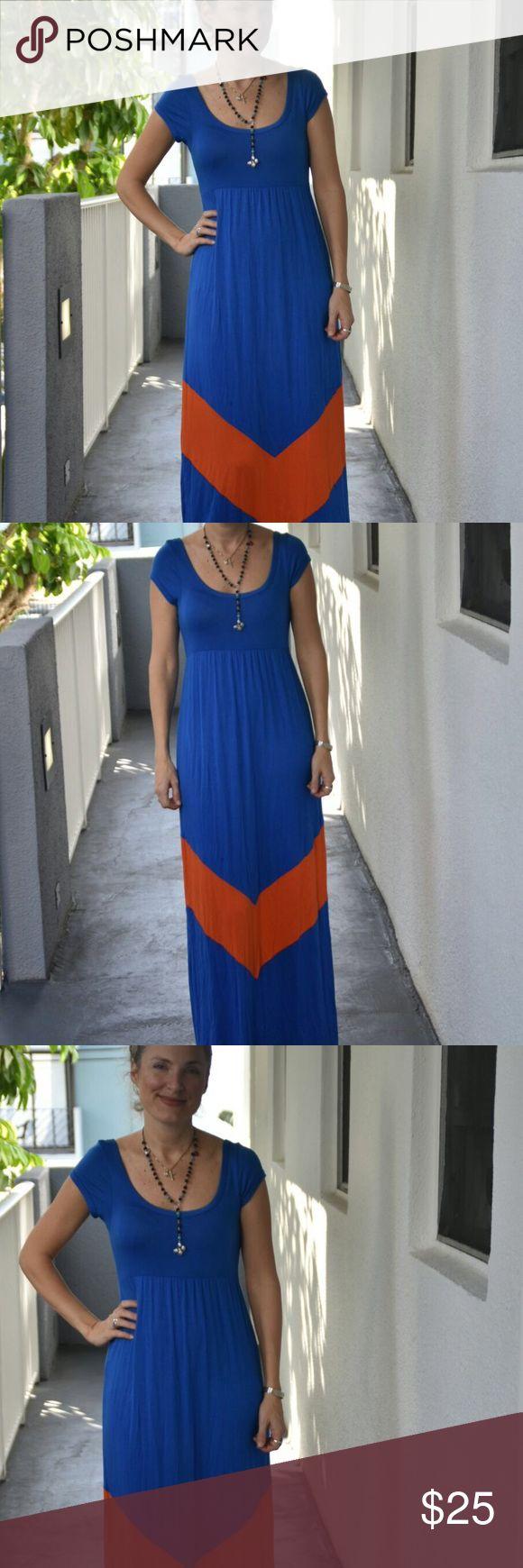 Gabriella Rocha maxi dress in size medium 🌶🌶🌶 Gorgeous color combination in this Gabriella Rocha maxi dress in zone medium ; super comfy and in great conditions 🌶🌶🌶 Gabriella Rocha Dresses Maxi