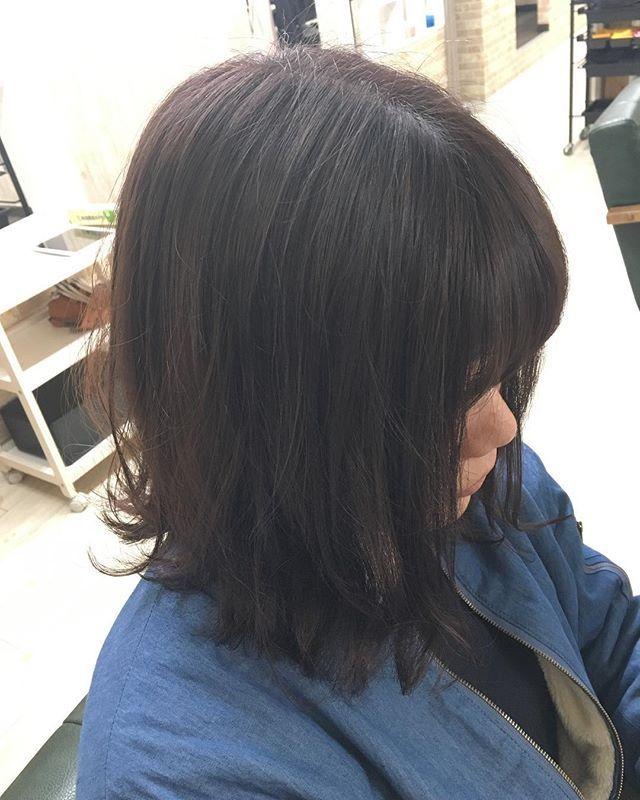 カラーのお客様ピンクアッシュブリーチ毛なので綺麗に発色してくれました柔らかいカラー可愛いですいつもありがとう卒論fight中村 #creer_for_hair#鹿児島美容室#美容室#鴨池美容室#ピンクアッシュ#ピンク#アッシュ#カラー#hairstyle#haircolor#hair#beauty#fashion#color#instagood#instahair #curly