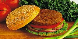 veggie burger (Only morning star) #GotItF Their awesome mushroom my fav