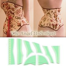 Downloadable corset sewing patterns.