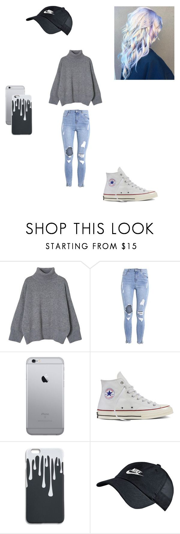 """#1"" by v-leroy on Polyvore featuring Mode, Converse, ASAP und NIKE"