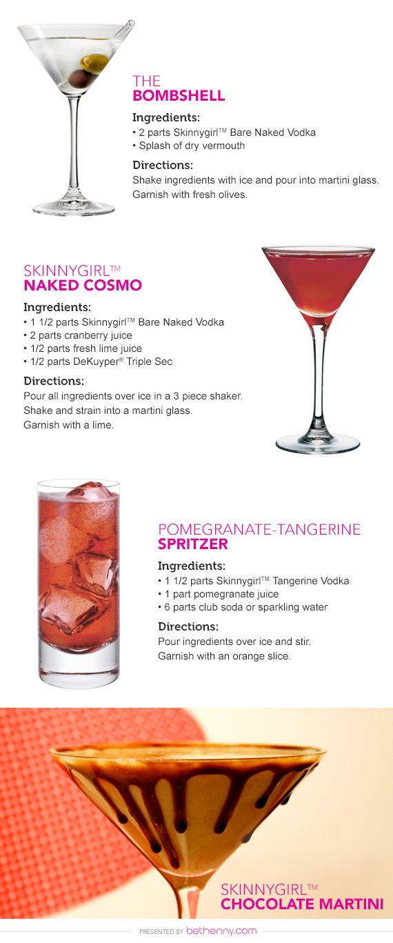 Happy National Vodka Day!