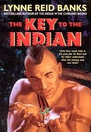 TBR - The Key to the Indian - Lynne Reid Banks