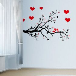 Love birds! Snyggt väggdekor på kärleksfåglar som ger hemmet ett unikt utseende samtidigt som den förmedlar en harmoni. Passa på och fynda nu!  Länka till produkt: http://www.feelhome.se/produkt/love-birds/   #Homedecoration #art #interior #design #Walldecor #väggdekor #interiordesign #Vardagsrum #Kontor #Modernt #vägg #inredning #inredningstips #heminredning #natur #träd #kärlek #fågel #djur #fint