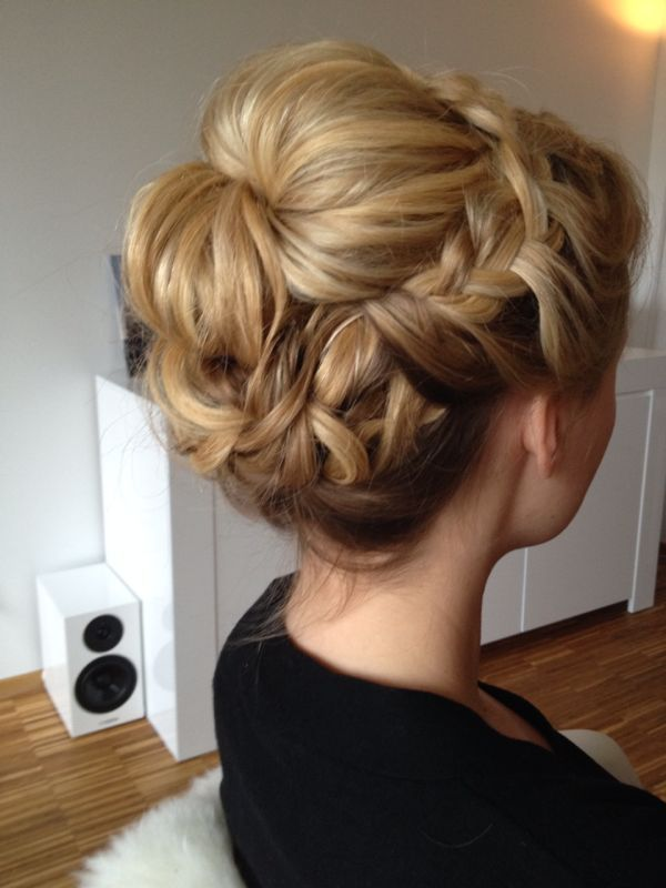 Super 1000 Ideas About Fancy Buns On Pinterest Pull Back Bangs Diy Hairstyles For Women Draintrainus