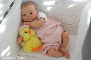 Martina's Babies Reborn Doll Real Baby Coco Malu Elisa Marx Colliii Awards 2011