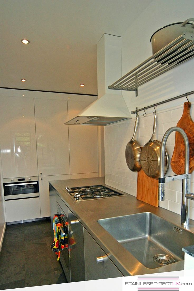 66 best our stainless steel kitchens images on pinterest